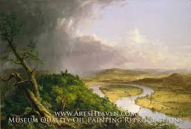 view from mount holyoke northampton massachusetts by thomas cole order an oil painting