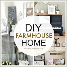diy home decor love these farmhouse decor ideas at the36thavenue com