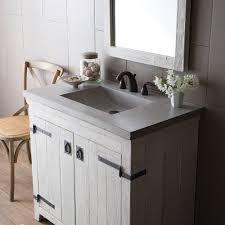 palomar bathroom vanity top with integral sink