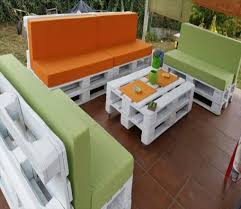 pallet sofa furniture ideas recycled pallet outdoor sofa furniture