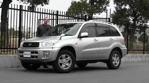 Smile JV] Toyota RAV4, 2002, 38,500 km - YouTube