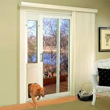 best sliding glass pet door