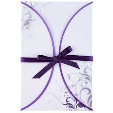invitations & thank you cards wedding floral & wedding hobby Hobby Lobby Coral Wedding Invitations purple swirl vellum jacket wedding invitations Hobby Lobby Printable Invitations