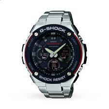 mens casio g steel alarm watch mens watches watches goldsmiths mens casio g steel alarm watch
