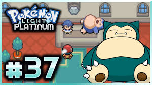 Merydian City Light Platinum Gym Lets Play Pokemon Light Platinum Part 37 Merydian Gym Leader Aizen