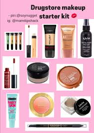 soynugget makeup starter kit plus maa but thats easy to find more pins like this soynugget