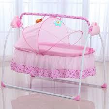 newborn baby sleeping bed crib swing