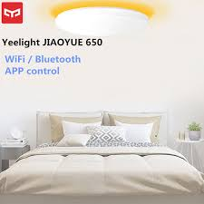 <b>youpin</b> Yeelight ceiling light <b>Wifi</b>/bluetooth/app <b>Smart</b> Control ...