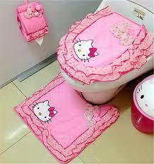 description tapetes toilet seat cover mat bathroom set