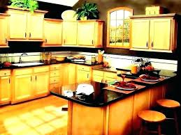 Above Kitchen Cabinets Ideas Awesome Decorating