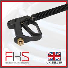 JET WASH LANCE SHORT 450MM PRESSURE WASHER GUN: Amazon.co.uk: DIY & Tools