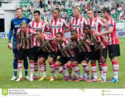 PSV Eindhoven redaktionelles bild. Bild von gewinn, gatter - 26914185
