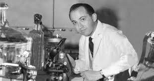Resultado de imagem para Jonas E. Salk