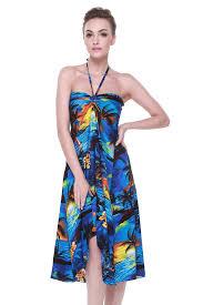 Hawaiian Dress Patterns