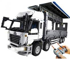 <b>Конструктор Lepin 23008</b> Wing Body Truck - Technic 1389 - купить ...