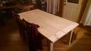 wood pallet furniture. Upcycled Wood Pallet Dining Furniture Set A