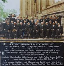 The 1927 Solvay Conference — perhaps the greatest ever meeting of minds