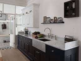 awesome white marble kitchen countertops