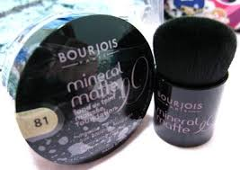 Rouge Deluxe Bourjois Mineral Matte Foundation