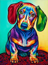 297 Best Dog Art Images On Pinterest Dog Art Finger Painting