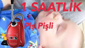 Piş Pişli Elektrikli Süpürge Sesi | Bebekler için Süpürge Sesi 1 SAATLİK -  YouTube
