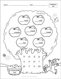 Or go to the answers. Long Vowels Ai Ay Phonics Tree Printable Skills Sheets