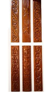 wood antique wall moulding for