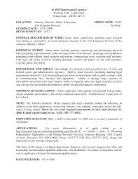 Standard Employment Contract Amazing At Will Employment Contract Template