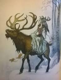 skogsrå nordiska väsen sök på google