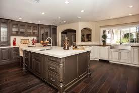 Dark Wood Cabinets In Kitchen Kitchen Cabinets Dark Wood Floors Title Kitchen Cabinets Cabinets