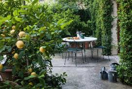 10 italian outdoor furniture designs