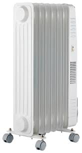 Купить <b>Масляный радиатор Hyundai H-HO8-07-UI843</b> белый ...