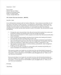 Student Affairs Cover Letter Sample Student Affairs Officer Cover Letter Goprocessing Club