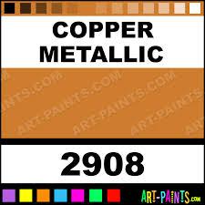 Krylon Outdoor Spaces Color Chart Copper Metallic Outdoor Spaces Metallic Metal Paints And