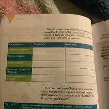 Maybe you would like to learn more about one of these? Pag 34 De Espanol Sexto Grado Contestado Y No Esta En Paco El Chato Brainly Lat