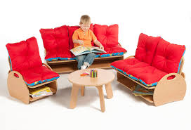 early years soft seating set