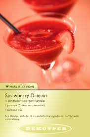 Strawberry Daiquri Recipe 47 Best Classic Cocktail Remix Images On Pinterest Drink Recipes