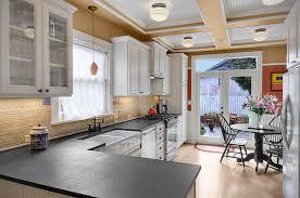 meek residence traditional kitchen seattle