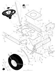 Murray 46570x8a lawn tractor 1998 parts diagrams murray 46570x8a wiring diagram