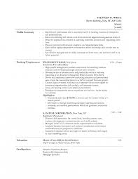 Resume Templates Phone Banker Examples Impressive With Sample For