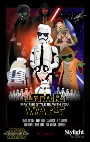 May The Style Be With You Das Star Wars Makeover Stylight