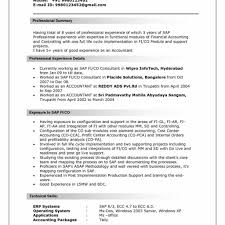 Sap Bpc Resume Samples Sap Bpc Resume Samples Experience Fico Consultant And Freshers 1