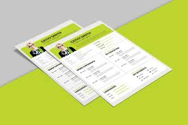 Free Professional Resume Design Template Psd File Good Resume