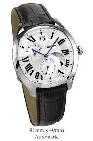 buy cartier wsnm0005 drive de cartier automatic mens watch cartier wsnm0005 drive de cartier automatic mens watch