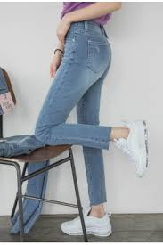girls jeans korean