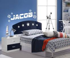 Sports Decor For Boys Bedroom Popular Boys Soccer Bedrooms Buy Cheap Boys Soccer Bedrooms Lots