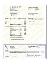 Pay Stub Samples Templates Sample Paycheck Stub Template Lovely Free The Payroll Check Form 7