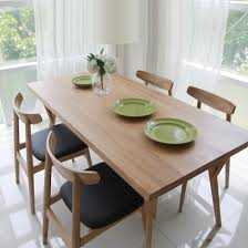 Scandinavian modern furniture Scandinavian Design Japanesestyle Dining Table Scandinavian Modern Style Furniture Wooden Oak Wood Dining Table Minimalist Small Apartment Deals Aliexpress Japanese Style Dining Table Scandinavian Modern Style Furniture