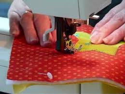 How to make an Applique Quilt as you Go block - Quilting Tips ... & How to make an Applique Quilt as you Go block - Quilting Tips & techniques  072 Adamdwight.com