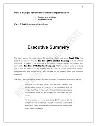 Project Of Marketing Plan For New Product Launch